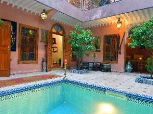 利雅得扎雅尼图集酒店 (Riad Zayane Atlas)