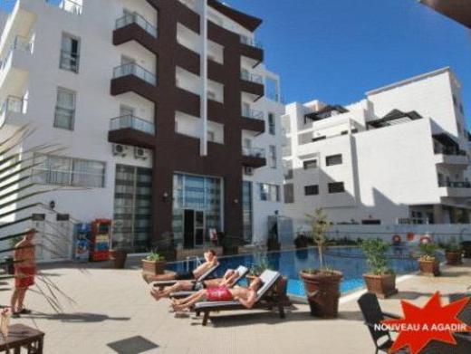 Résidence Appart Hôtel Founty Beach