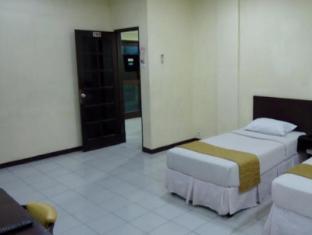โรงแรมการุด้าซิตร้า เมดัน - ห้องพัก