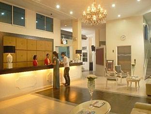 Hotel Pier Cuatro Cebu City - Előcsarnok