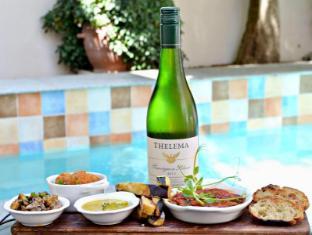 Coopmanhuijs Boutique Hotel and Spa Stellenbosch - Restoran