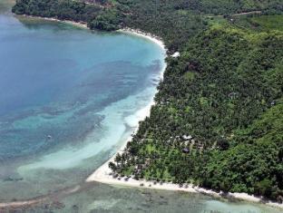 Las Cabanas Beach Resort El Nido - Aerial View