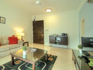 Wedgewood Residences Kuala Lumpur - 1 Bedroom Apartment Living Area