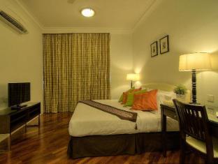 Wedgewood Residences Kuala Lumpur - 1 Bedroom Apartment Master Bedroom