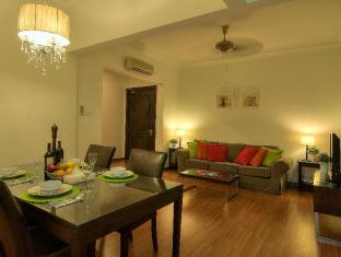 Wedgewood Residences Kuala Lumpur - 2 Bedroom Apartment Dining Area