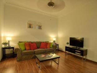 Wedgewood Residences Kuala Lumpur - 2 Bedroom Apartment Living Area