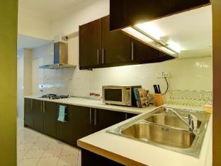 Wedgewood Residences Kuala Lumpur - 2 Bedroom Apartment Kitchen