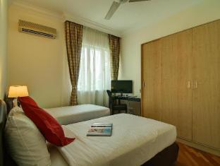 Wedgewood Residences Kuala Lumpur - 2 Bedroom Apartment 2nd Bedroom