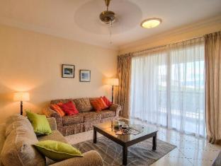 Wedgewood Residences Kuala Lumpur - 3 Bedroom Apartment Living Area