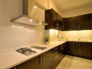 Wedgewood Residences Kuala Lumpur - 3 Bedroom Apartment Kitchen