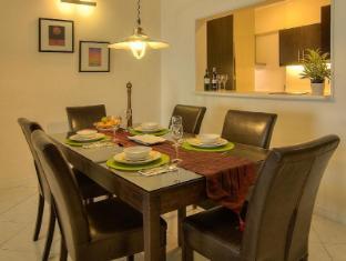 Wedgewood Residences Kuala Lumpur - 3 Bedroom Apartment Dining Area
