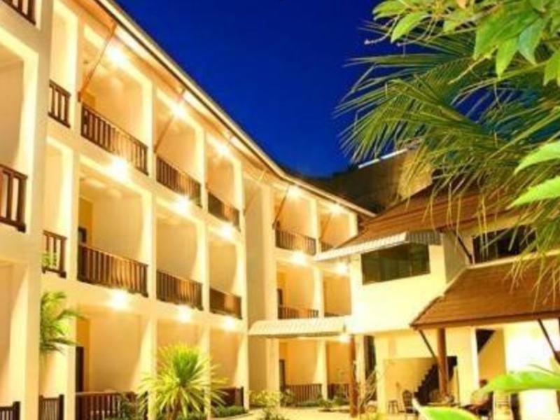 Krabi Cozy Place Hotel โรงแรมกระบี่ โคซี่ เพลส