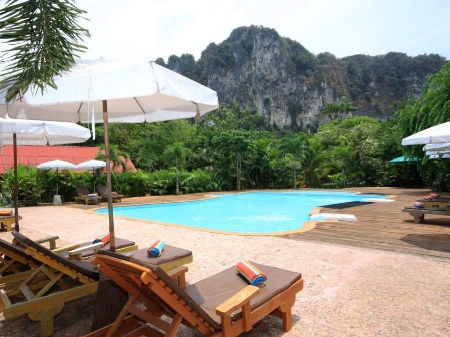 Hotel Murah di Ao Nang Krabi - Green View Village Resort