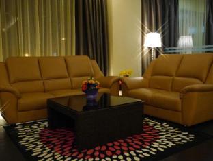 Sky Hotel Bukit Bintang Kuala Lumpur - avla
