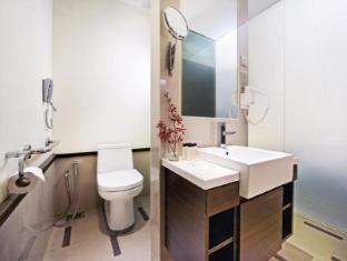 Sky Hotel Bukit Bintang Kuala Lumpur - Bathroom