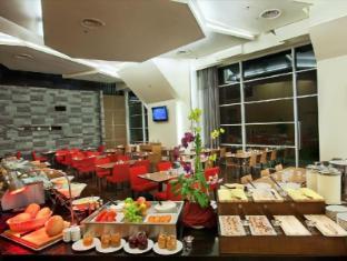 PARKROYAL Serviced Suites Kuala Lumpur Kuala Lumpur - Breakfast Lounge