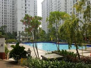 Studio Green Palace Apartment - Lin Pro 12 Jakarta