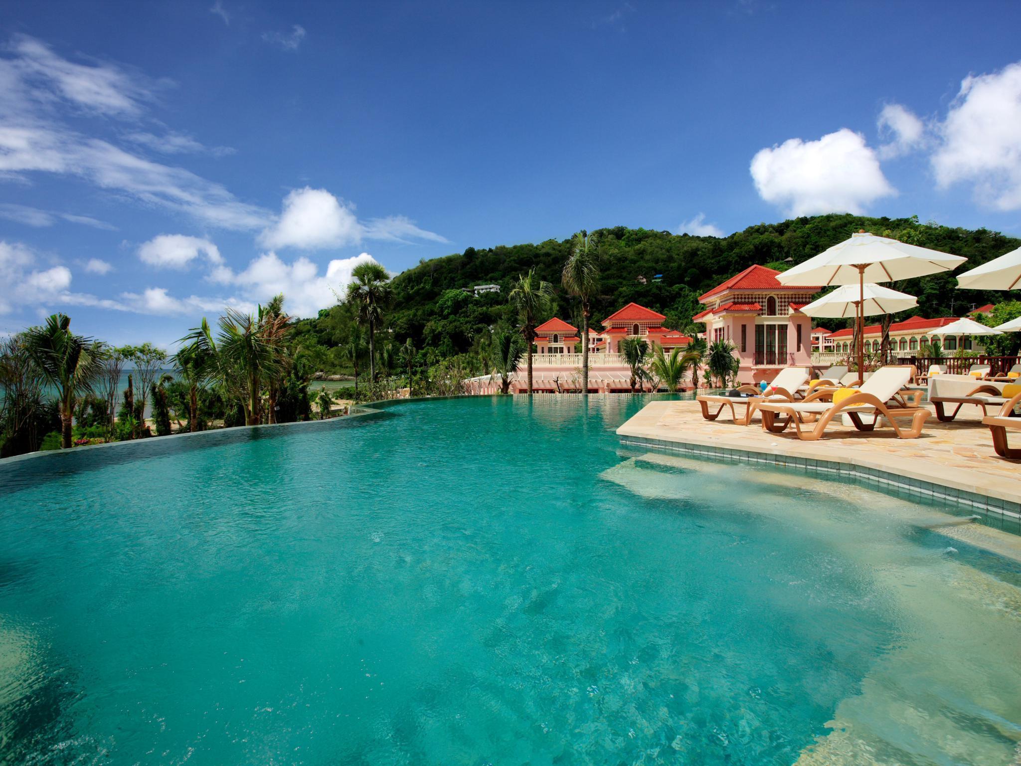 センタラ グランド ビーチ リゾート プーケット3