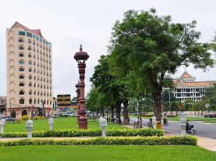 Landscape Hotel Phnom Penh - View