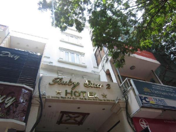Ruby Star 2 Hotel Ho Chi Minh City