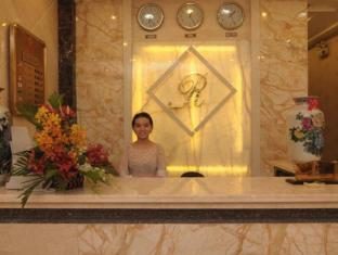 Ruby Star 2 Hotel Ho Chi Minh City - Reception