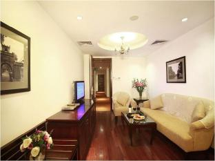 Nam Ngu Hotel Hanoi - Suite - Living room