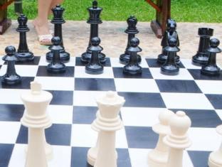 Villa Wanida Garden Resort Pattaya - Giant-Chess