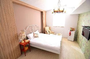 Tainan near T.S. Mall & Ambassador Theater - Leaf  hostel Y3 Double room