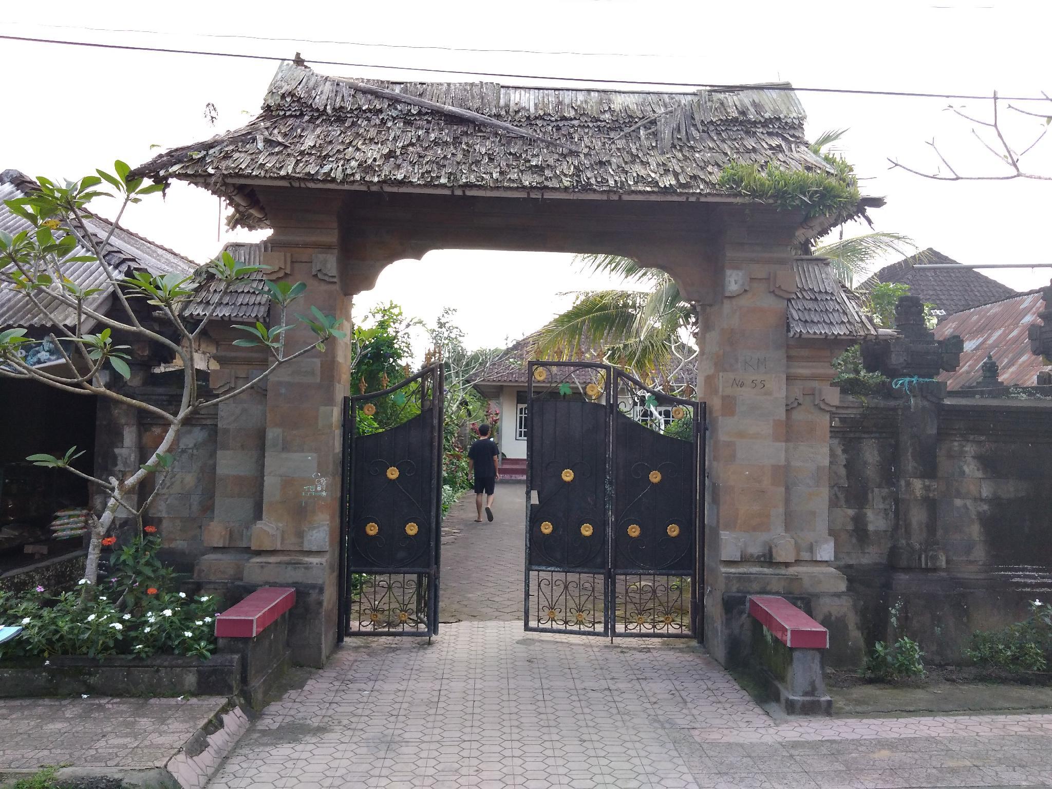 Desa Penglipuran 55B