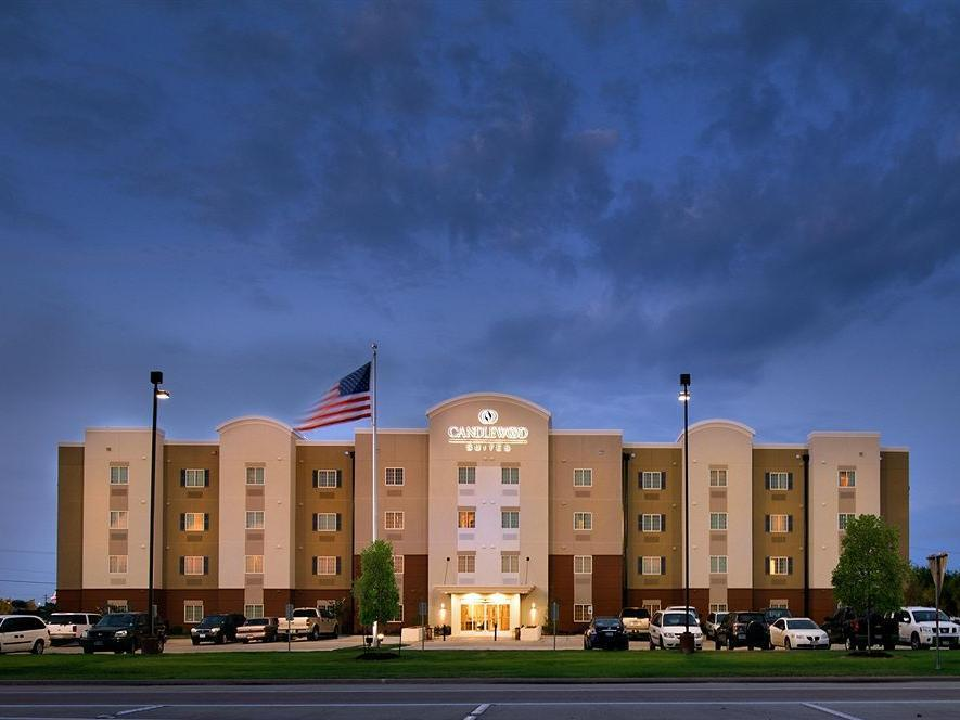 Candlewood Suites Fort Worth West