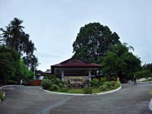 Hotel Tropika Давао - Фасада на хотела