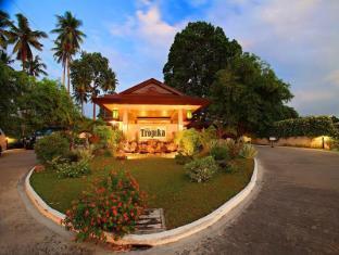 Hotel Tropika Davao - Entrée