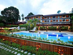 Hotel Tropika Davao Stadt - Schwimmbad