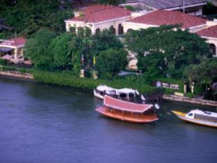 프라야 파라쪼 호텔 방콕 - 전망