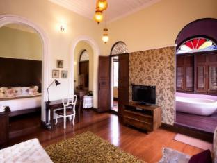 프라야 파라쪼 호텔 방콕 - 게스트 룸