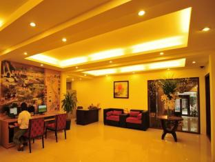 Asian Ruby Hotel Hanoi Hanoi - Business Center