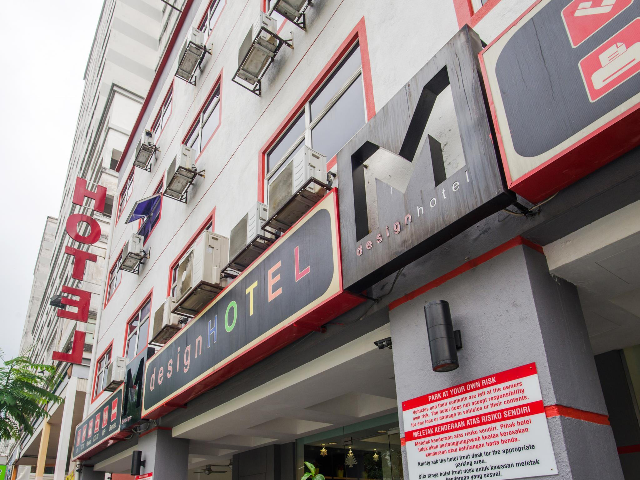 M Design Hotel   Pandan Indah