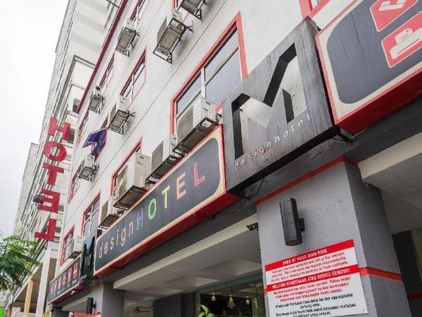 M design hotel pandan indah ampang kuala lumpur for Design hotel pandan indah