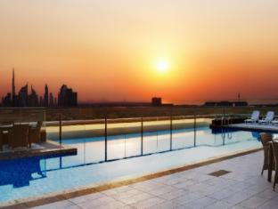 Park Regis Kris Kin Hotel Dubai - Zwembad
