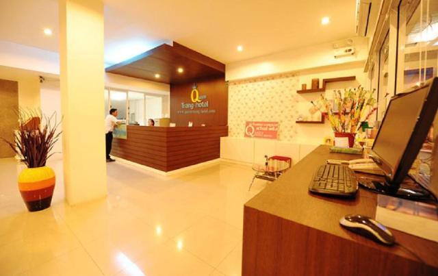 โรงแรมเอสทูเอสควีนตรัง – S2S Queen Trang Hotel