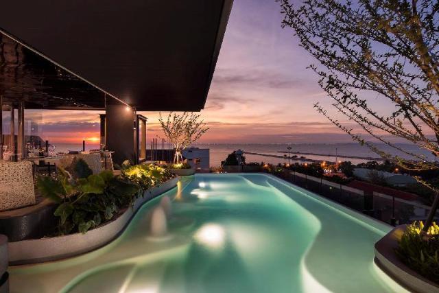 ครอสทูไวบ์ พัทยา ซีเฟีย เรสซิเดนซ์ – X2 Vibe Pattaya Seaphere Residence