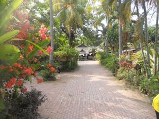 Bali Lovina Beach Cottages באלי - גינה