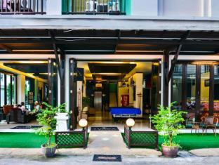 Tuana YK Patong Resort Hotel Phuket - Bejárat