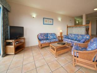 Sea Star Apartments Îles Whitsunday - Chambre