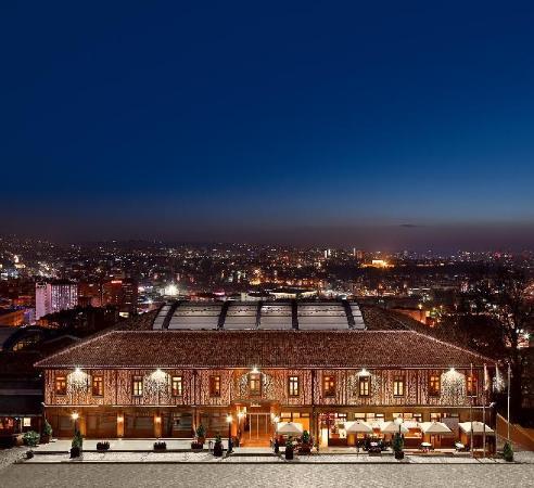 Divan Cukurhan Hotel Ankara