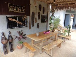 Alumbung Tropical Living Острів Панглао - Фойє