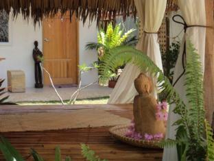 Alumbung Tropical Living Острів Панглао - Сад