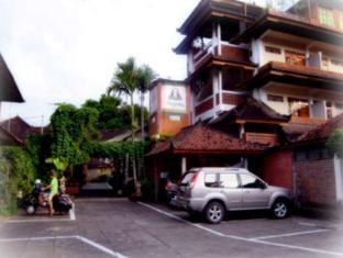 Angsoka Hotel Bali - Entrance