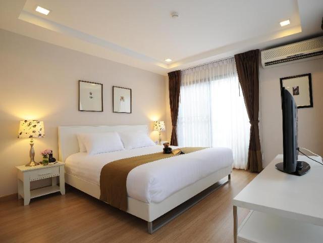 โรงแรมบ้านเค บริหารโดยโรงแรมบลิสตัน – Baan K Managed by Bliston Hotel