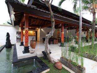 Hotel Melamun Bali - Khu vực lễ tân